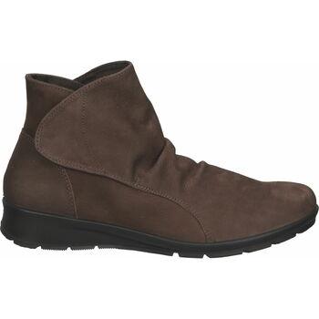 Chaussures Femme Boots Imac Bottines Blau/Braun