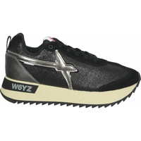 Chaussures Femme Baskets basses W6yz Sneaker Anthracite