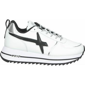 Chaussures Femme Baskets basses W6yz Sneaker Weiß