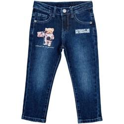 Vêtements Enfant Jeans slim Interdit De Me Gronder SKYNA Bleu