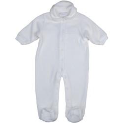 Vêtements Enfant Combinaisons / Salopettes Interdit De Me Gronder COMFORT Blanc