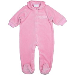 Vêtements Enfant Combinaisons / Salopettes Interdit De Me Gronder COMFORT Rose