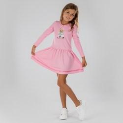 Vêtements Fille Robes courtes Interdit De Me Gronder LUNITA Rose