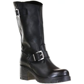 Chaussures Femme Bottines Impicci WA176 Noir