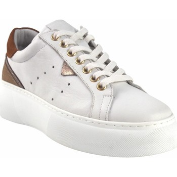 Chaussures Femme Baskets basses Top3 Zapato señora   21713 blanco Blanc