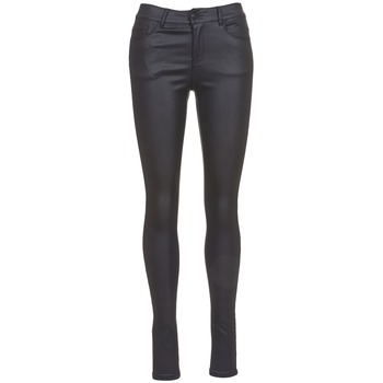 Vêtements Femme Pantalons 5 poches Vero Moda SEVEN Noir