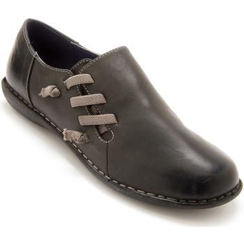Chaussures Femme Mocassins Pediconfort Sans-gêne tannage végétal gris