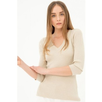 Vêtements Femme Pulls Fracomina FR21ST7004K43201 Incolore