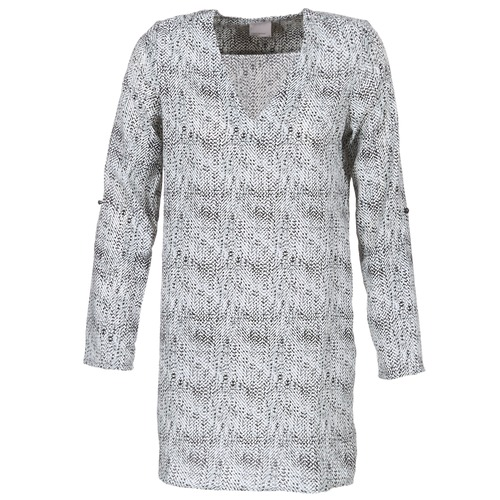 Robes Vero Moda COOLI Noir / Blanc 350x350