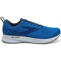 Chaussures Homme Running / trail Brooks Levitate 5 Bleu