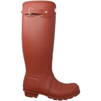Chaussures Femme Bottes Hunter  Rojo