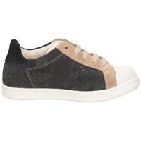 Chaussures Garçon Baskets basses Gioiecologiche 5110 CHAMEAU / NOIR
