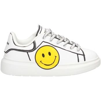Chaussures Fille Baskets basses Shop Art SAG80313 Basket Enfant Blanc