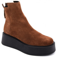 Chaussures Femme Boots Jhay 154 Marron