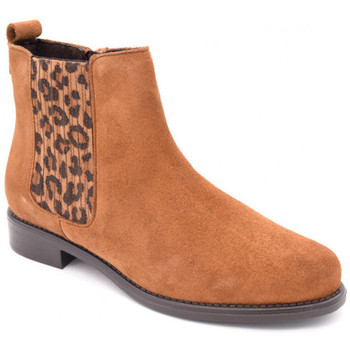 Chaussures Femme Boots We Do co99223db/06 Marron