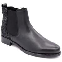 Chaussures Femme Boots We Do co77545/48 Noir