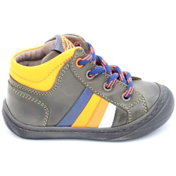 Chaussures Garçon Baskets mode Stones and Bones vaso Orange