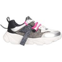 Chaussures Fille Baskets basses Shop Art SAG80319 Basket Enfant Noir