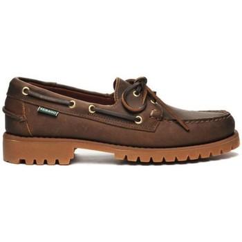 Chaussures Homme Chaussures bateau Sebago Chassures Ranger Budu Homme marron Marron