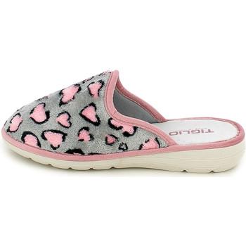 Chaussures Femme Mules Tiglio 2587.14_36 Rose