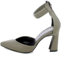 Chaussures Femme Sandales et Nu-pieds L'angolo 6859Y021.26_34 Vert