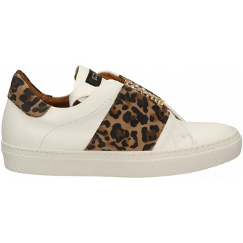 Chaussures Femme Baskets basses Via Roma 15 FASCIONE V DELUXE bianco-sand