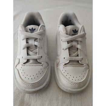 Chaussures Garçon Baskets basses adidas Originals Basket Adidas bébé Blanc