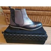 Chaussures Femme Bottines Melvin & Hamilton Bottines melvin Multicolore