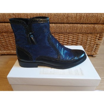 Chaussures Femme Bottines Mellow Yellow Mellow hellow mocassin Multicolore