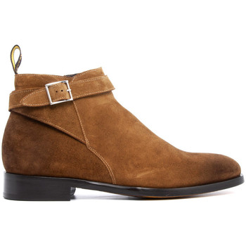 Chaussures Homme Boots Doucal's DU2256PIERUF024-SIENA MARRONE