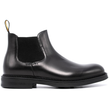 Chaussures Homme Boots Doucal's DU1384BRUGUF087-NERO NERO