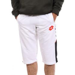 Vêtements Homme Shorts / Bermudas Lotto -215591 Blanc