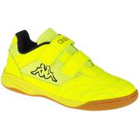 Chaussures Garçon Fitness / Training Kappa Kickoff OC K Jaune