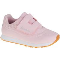 Chaussures Fille Fitness / Training Skechers Retro Sneaks-Cutesy Kicks Rose
