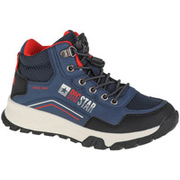 Chaussures Garçon Randonnée Big Star Youth Shoes Bleu marine