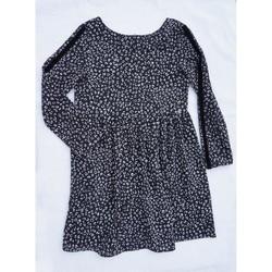 Vêtements Fille Robes courtes Ikks Kids Robe IKKS taille 10 ans (XXS junior) Noir