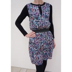 Vêtements Femme Robes courtes Naf Naf Robe NAF NAF taille 34 Multicolore