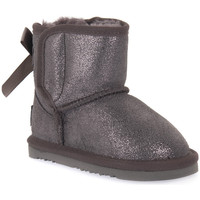 Chaussures Garçon Bottes de neige Grunland GRIGIO I4CROY Grigio