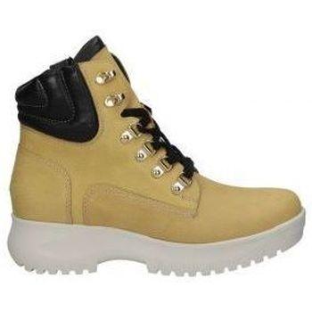 Chaussures Femme Boots Pitillos BOTINES  1165 SEÑORA MOSTAZA Jaune