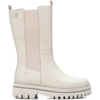 Chaussures Femme Bottes ville Carmela 06817702 blanc