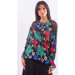 Vêtements Femme Tops / Blouses Fracomina FQ21WT1014O422N4 Incolore