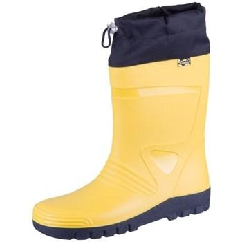 Chaussures Enfant Bottes de pluie Lurchi Percy Jaune