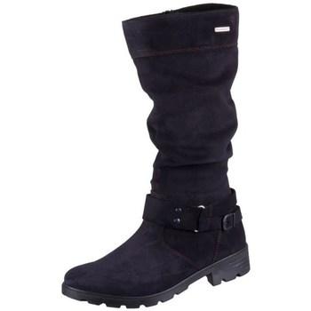 Chaussures Enfant Bottes de neige Ricosta Riana Noir
