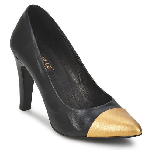 Chaussures Femme Escarpins Pastelle AMELINE NOIR