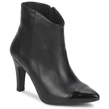 Chaussures Femme Bottines Pastelle ARIEL NOIR