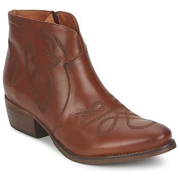 Bottines / Boots Pastelle JANE Camel 350x350