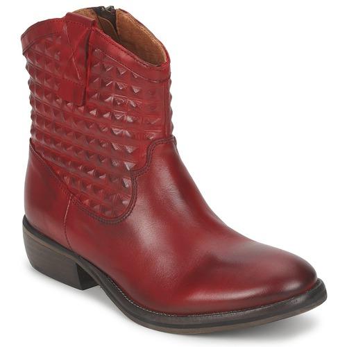 Bottines / Boots Pastelle ELSA Bordeaux 350x350