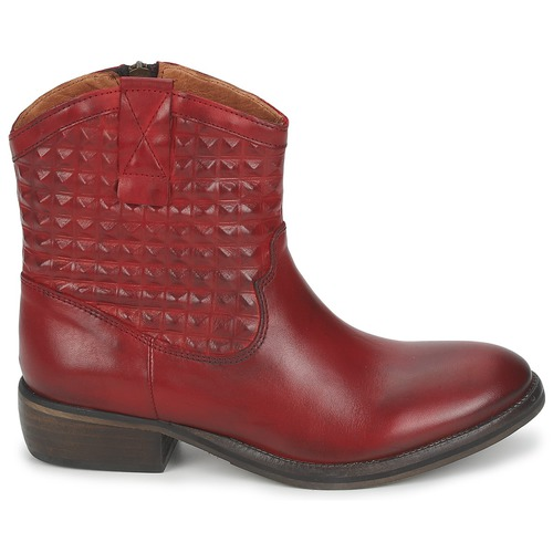 Chaussures Bordeaux Elsa Femme Pastelle Boots OPZilwkXuT