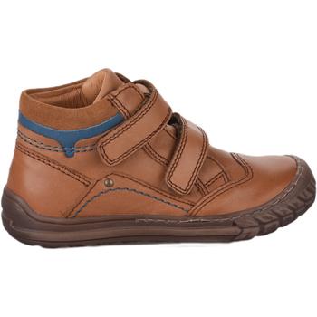 Chaussures Garçon Boots Froddo Bottines garçon -  - Marron cognac - 26 MARRON