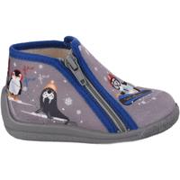 Chaussures Garçon Chaussons Bellamy Pantoufles garçon -  - Gris - 21 GRIS